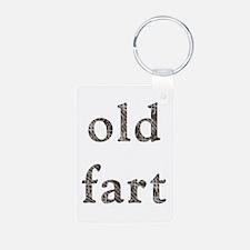 old fart Keychains
