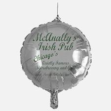 McAnally Pint Shirt Balloon