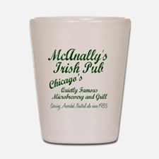 McAnally Pint Shirt Shot Glass