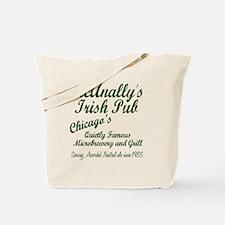 McAnally Pint Shirt Tote Bag