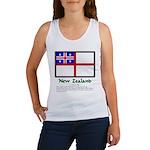 1835 Flag Women's Tank Top