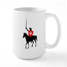 Hospitaller Red Mugs