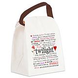 Twilight Lunch Sacks