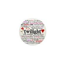 Twilight Quotes Mini Button