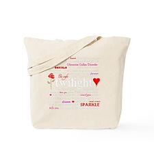 Twilight Quotes -dk Tote Bag