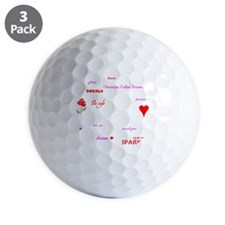 Twilight Quotes -dk Golf Ball