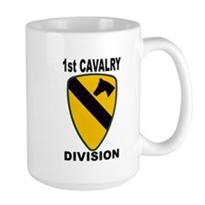 1ST CAVALRY DIVISION Mugs