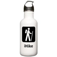 Dry iHike Black Water Bottle