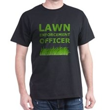 Dry Lawn Offier Green T-Shirt