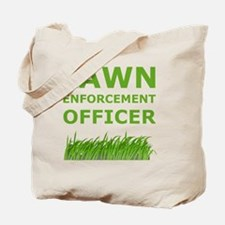 Dry Lawn Offier Green Tote Bag