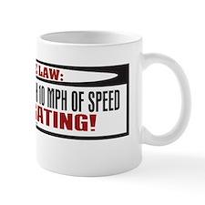 TG 32 Its The Law 2 Mug