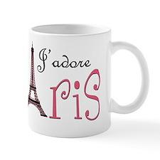 Jadore Paris Mug