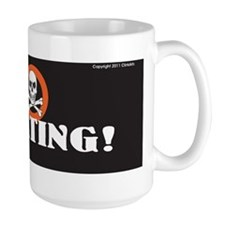 TG 25 No Tailgating Mug