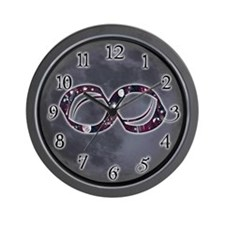 Infinity or Lemniscate  Wall Clock