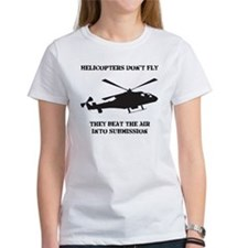 Dry Helicopter Submission Black Tee