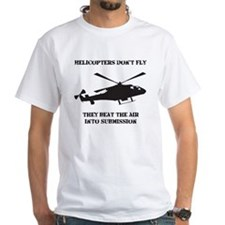Dry Helicopter Submission Black Shirt