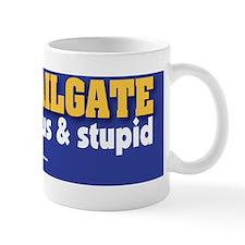 TG 11 Dont tailgate Mug