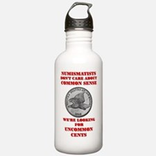 uncommon_cents Water Bottle