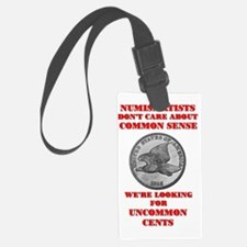 uncommon_cents Luggage Tag