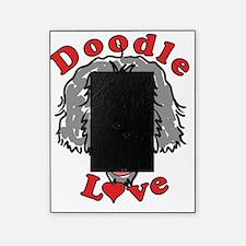 Doodle Love Black Picture Frame