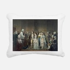 14x10_largeFramedprint_w Rectangular Canvas Pillow