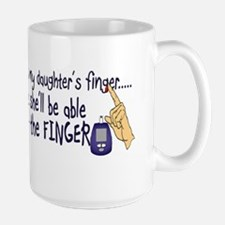 fingerdaughter Mug