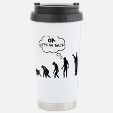 go back1 Stainless Steel Travel Mug