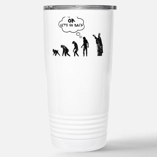 go back1 Stainless Steel Travel Mug