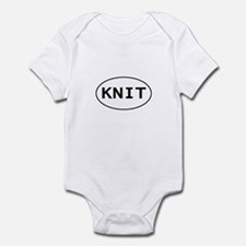 KNIT Infant Bodysuit