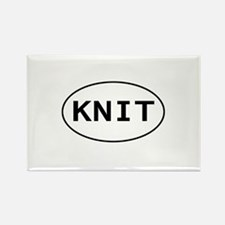 KNIT Rectangle Magnet