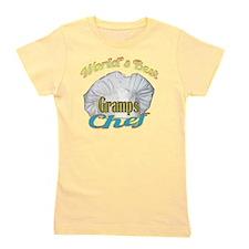 WORLDS BEST GRAMPS / CHEF Girl's Tee