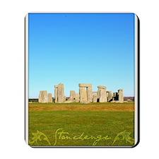 Stonehenge Poster Mousepad