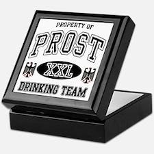 Prost German Drinking Team Keepsake Box