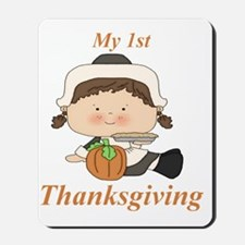 My 1st Thanksgiving Mousepad