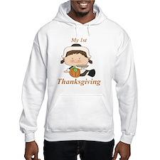 My 1st Thanksgiving Hoodie
