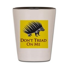 donttreadiTouch2 Shot Glass