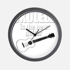 funny hawaii popular ukulele uke Wall Clock