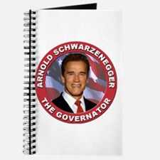 "Arnold ""Govenator"" Schwarzenegger Journal"