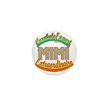 CORNHOLE MIMI Mini Button