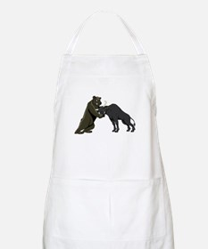 Bull vs. Bear Markets BBQ Apron