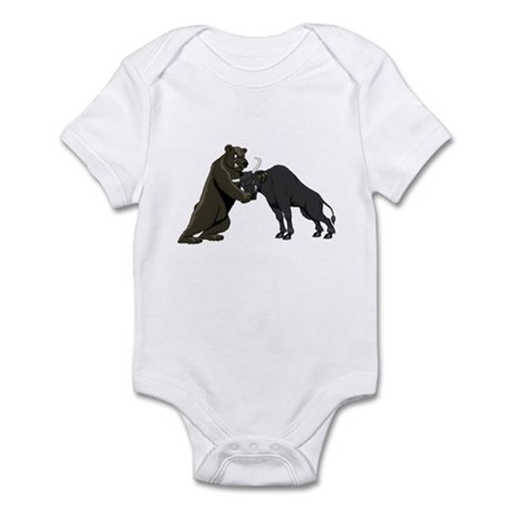 Bull vs. Bear Markets Infant Bodysuit