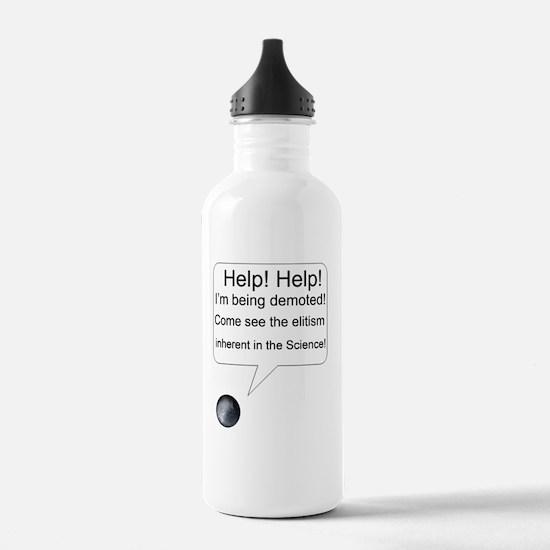 Pluto Water Bottle