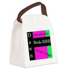 Forever Twilight 2 Canvas Lunch Bag