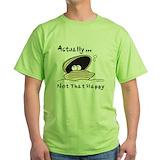 Pun Green T-Shirt