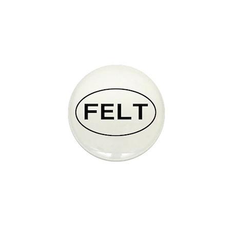 FELT - felting Mini Button