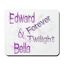 Forever Twilight E  B Mousepad