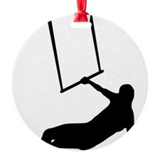kitesurfen Ornament