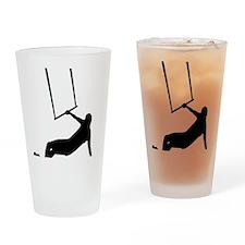 kitesurfen Drinking Glass