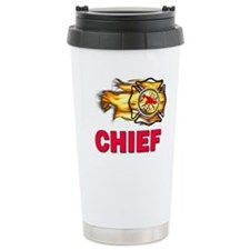 Funny Fire trucks Travel Mug