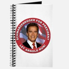 Schwarzenegger for President Journal